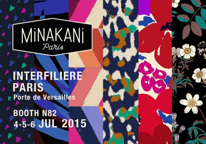 Interfiliere Minakani  PARIS JUL-15
